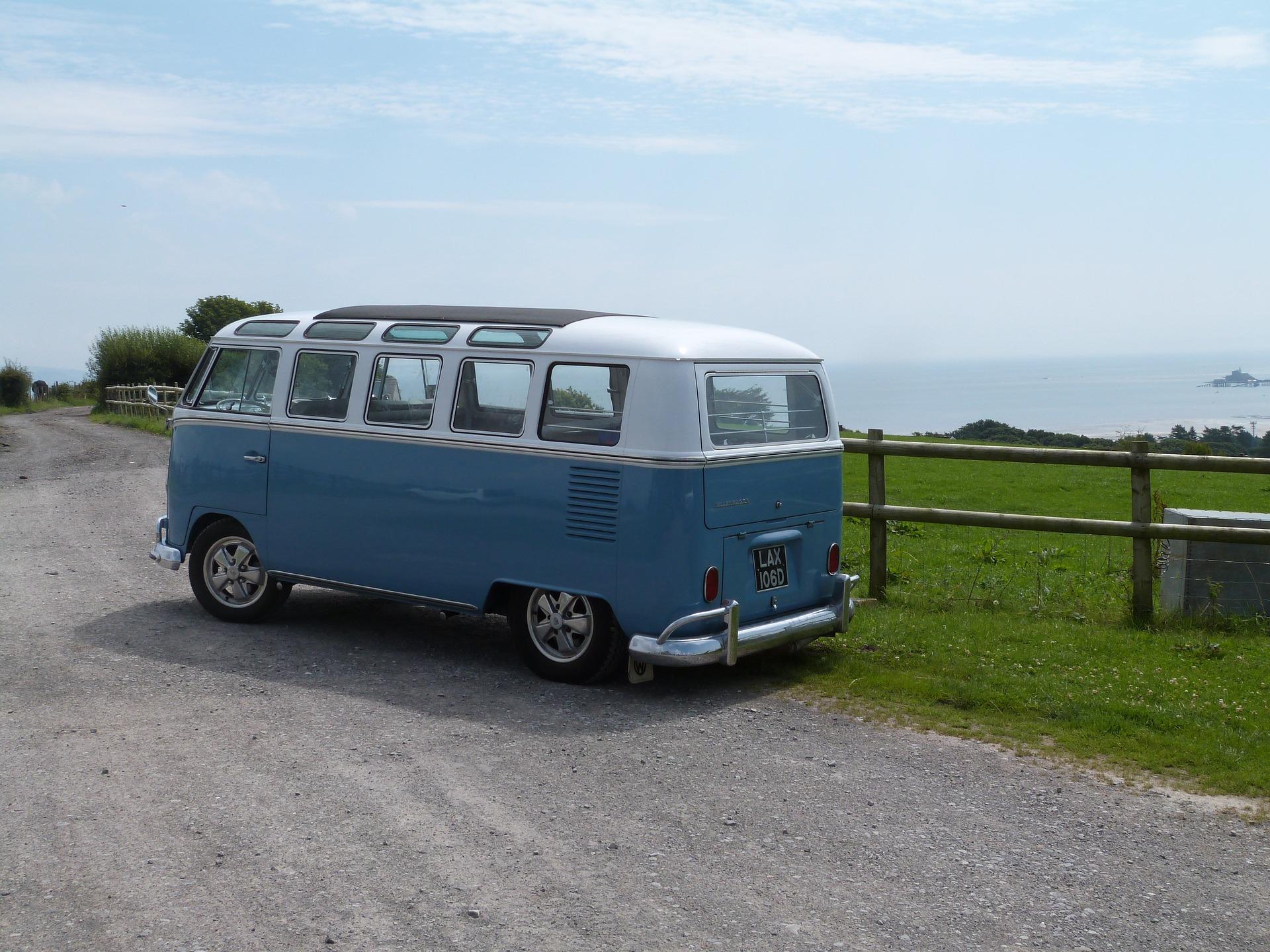 volkwagen bus VW camper tips