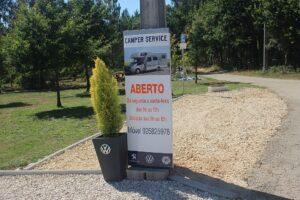 welkom bij camperservice Portugal